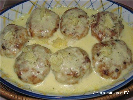 Блюда с куриного фарша рецепты с фото