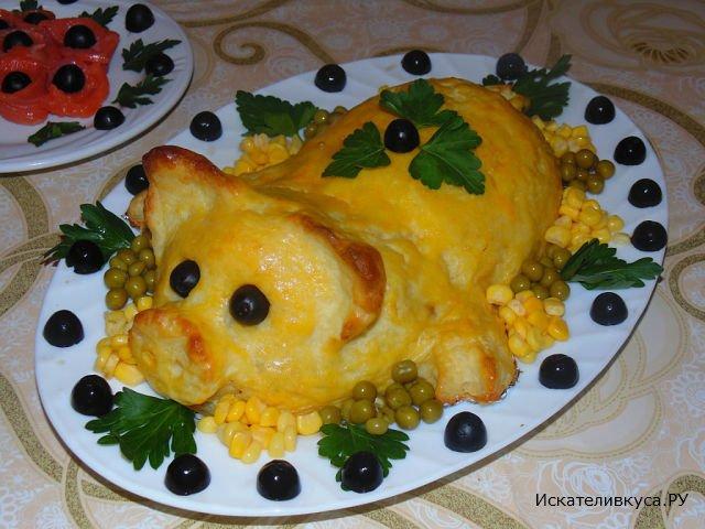 Картошка пюре на праздничный стол рецепты